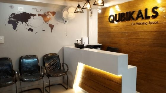 Qubikals Top 5 Co-working space in Bhopal