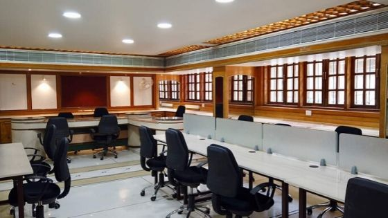 R worksquare Top 5 Co-working space in Bhopal